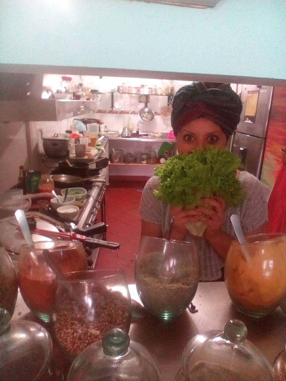 "Photo of Namaste Restaurant  by <a href=""/members/profile/AdrianaMilenaArdila"">AdrianaMilenaArdila</a> <br/>Lechuga, brócoli para la ensalada de hoy! Namaste <br/> January 8, 2018  - <a href='/contact/abuse/image/56440/344471'>Report</a>"