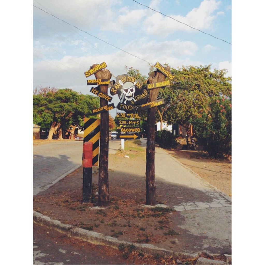 """Photo of Rancho Morgan  by <a href=""""/members/profile/MO.MARIEL"""">MO.MARIEL</a> <br/>sign at the street <br/> March 12, 2015  - <a href='/contact/abuse/image/56443/95563'>Report</a>"""