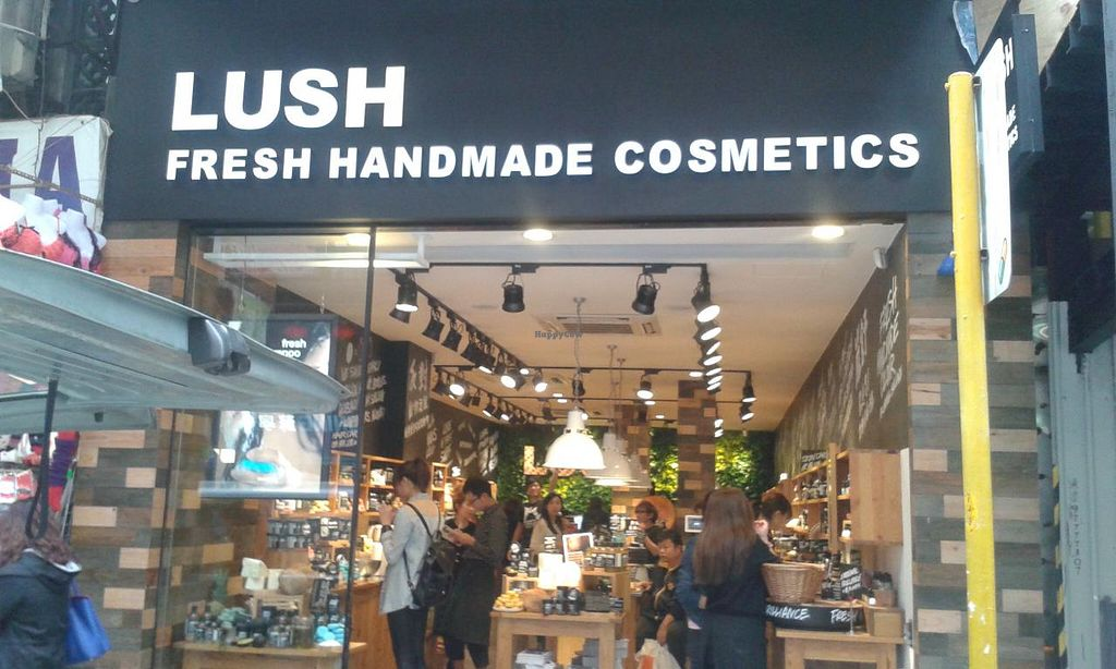 """Photo of Lush - Granville Rd  by <a href=""""/members/profile/Stevie"""">Stevie</a> <br/>1 <br/> March 13, 2015  - <a href='/contact/abuse/image/56453/95612'>Report</a>"""