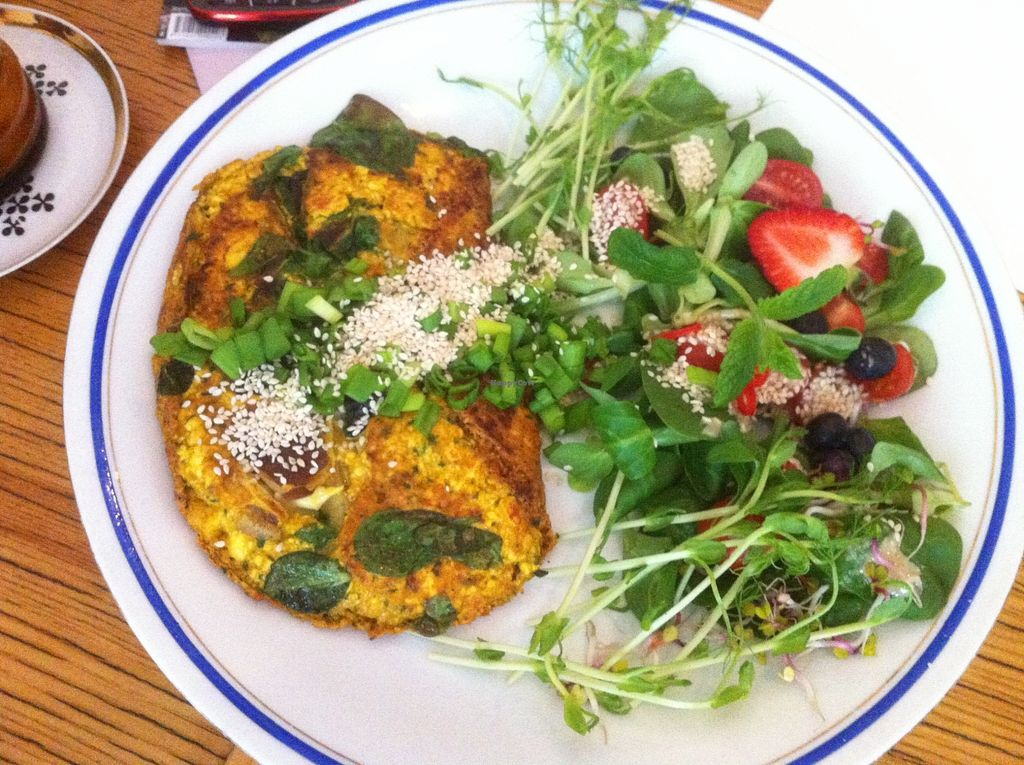 """Photo of CLOSED: Je sus  by <a href=""""/members/profile/J-Veg"""">J-Veg</a> <br/>vegan omelette  <br/> April 2, 2016  - <a href='/contact/abuse/image/56485/142336'>Report</a>"""