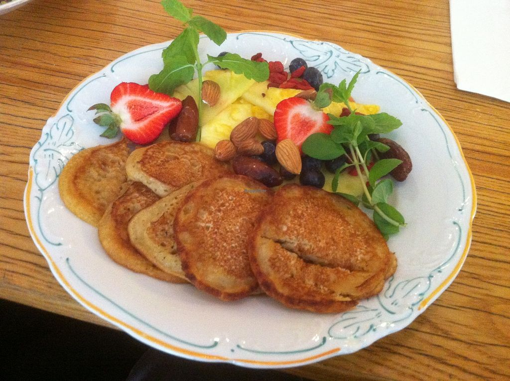 """Photo of CLOSED: Je sus  by <a href=""""/members/profile/J-Veg"""">J-Veg</a> <br/>Vegan pancakes <br/> April 2, 2016  - <a href='/contact/abuse/image/56485/142337'>Report</a>"""