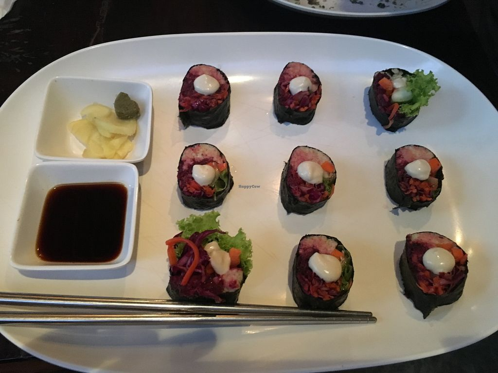 Photo of Karma Kafe  by lantern <br/>Malibu Sushi <br/> March 20, 2016  - <a href='/contact/abuse/image/56514/140713'>Report</a>