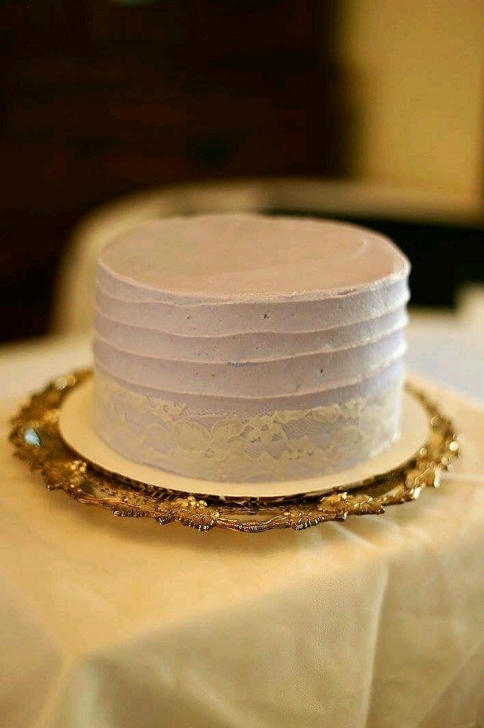 """Photo of The Boombox Bakeshop  by <a href=""""/members/profile/alokachula"""">alokachula</a> <br/>Loved our Lavender & Lemon cake from Boombox bakery! It was perfect for our big day.  <br/> September 12, 2017  - <a href='/contact/abuse/image/56537/303668'>Report</a>"""