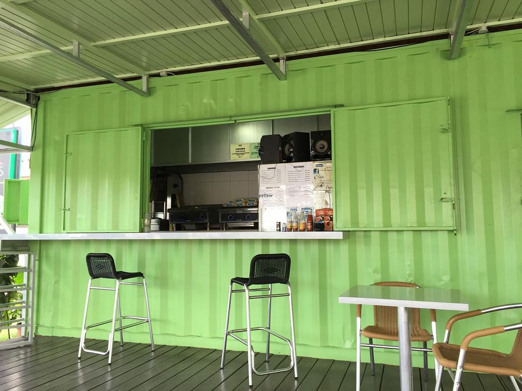 """Photo of Little Jerusalem  by <a href=""""/members/profile/Ethan"""">Ethan</a> <br/>The shipping container turned falafel stand <br/> March 18, 2015  - <a href='/contact/abuse/image/56544/96080'>Report</a>"""