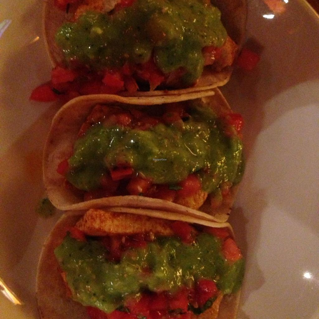 "Photo of Cafe Verde  by <a href=""/members/profile/kelseynsb"">kelseynsb</a> <br/>Tofu tacos <br/> March 17, 2015  - <a href='/contact/abuse/image/56565/95995'>Report</a>"