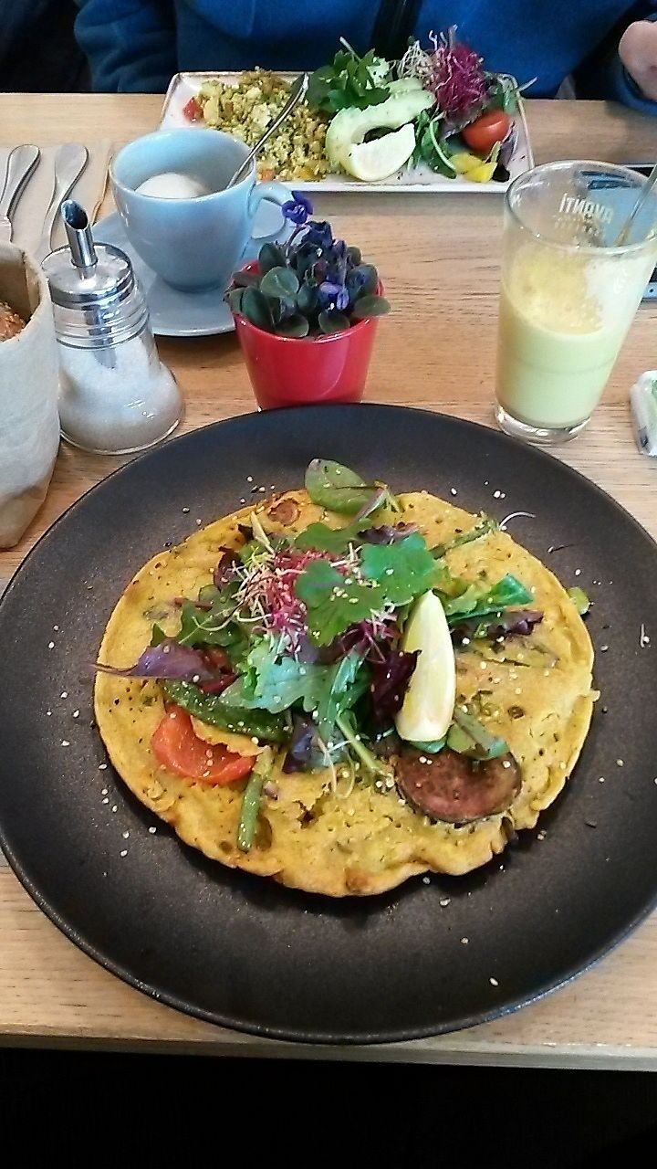 """Photo of VEVAY  by <a href=""""/members/profile/N_i_na"""">N_i_na</a> <br/>Vegan Omlette <br/> March 11, 2018  - <a href='/contact/abuse/image/56576/369324'>Report</a>"""