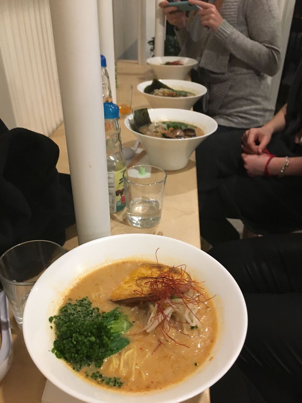 "Photo of Vegan Ramen Shop  by <a href=""/members/profile/Kwacha"">Kwacha</a> <br/>delicious spicy ramen <br/> January 17, 2018  - <a href='/contact/abuse/image/56577/347632'>Report</a>"