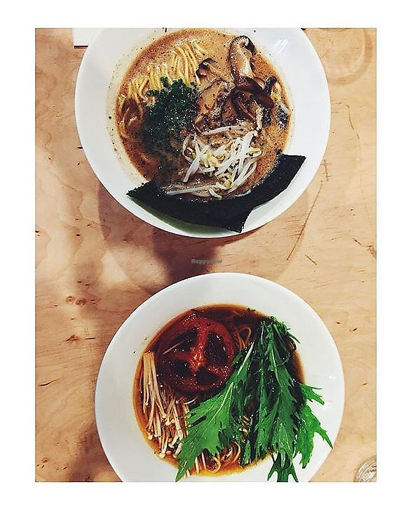 "Photo of Vegan Ramen Shop  by <a href=""/members/profile/ruiseart"">ruiseart</a> <br/>Ramen <br/> February 17, 2018  - <a href='/contact/abuse/image/56577/360351'>Report</a>"