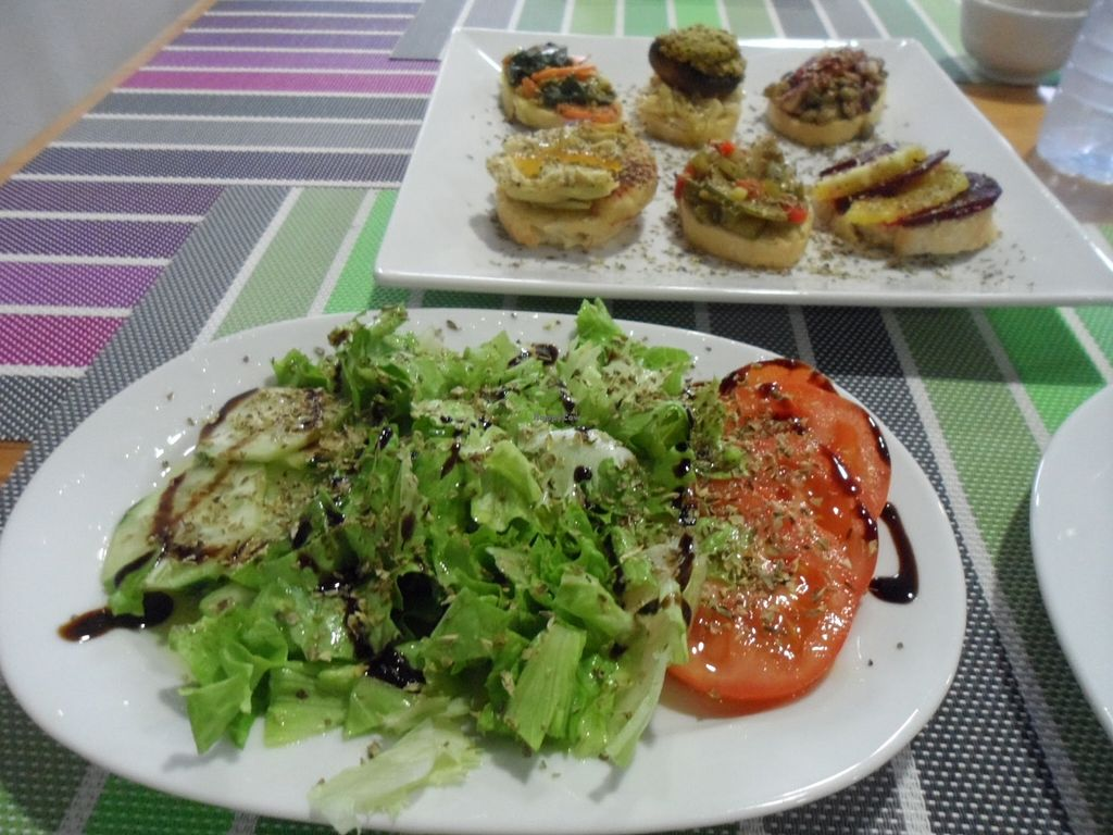 """Photo of CLOSED: Taberna Zezinho das Mocas  by <a href=""""/members/profile/Clare"""">Clare</a> <br/>Vegan lunch <br/> December 18, 2015  - <a href='/contact/abuse/image/56604/128987'>Report</a>"""