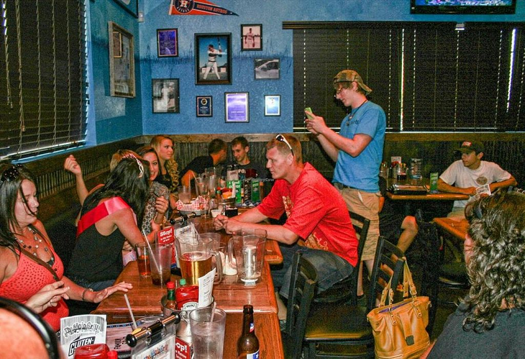 """Photo of The Mojo Grill  by <a href=""""/members/profile/community"""">community</a> <br/>The Mojo Grill <br/> March 17, 2015  - <a href='/contact/abuse/image/56607/95993'>Report</a>"""