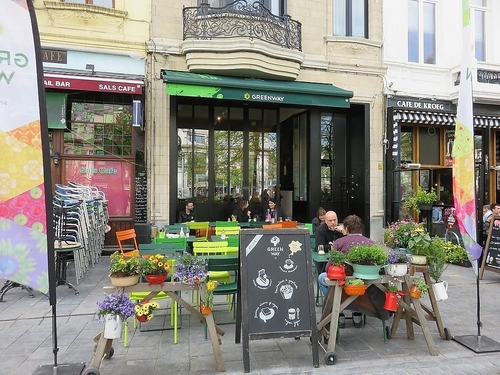 """Photo of Greenway  by <a href=""""/members/profile/TrudiBruges"""">TrudiBruges</a> <br/>front and terrace <br/> December 2, 2017  - <a href='/contact/abuse/image/56685/331533'>Report</a>"""