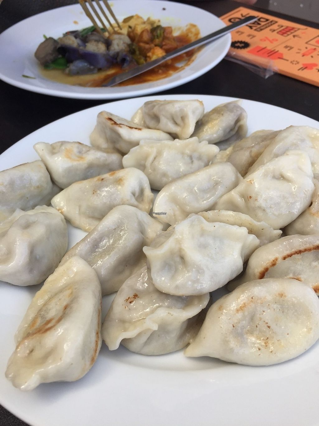 """Photo of Restaurante Delicia  by <a href=""""/members/profile/Longina"""">Longina</a> <br/>Potstickers <br/> April 6, 2017  - <a href='/contact/abuse/image/56689/245251'>Report</a>"""