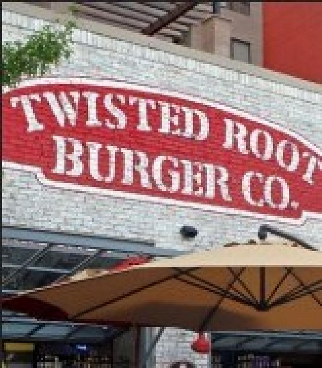 """Photo of Twisted Root Burger  by <a href=""""/members/profile/community"""">community</a> <br/>Twisted Root Burger <br/> March 19, 2015  - <a href='/contact/abuse/image/56690/96179'>Report</a>"""