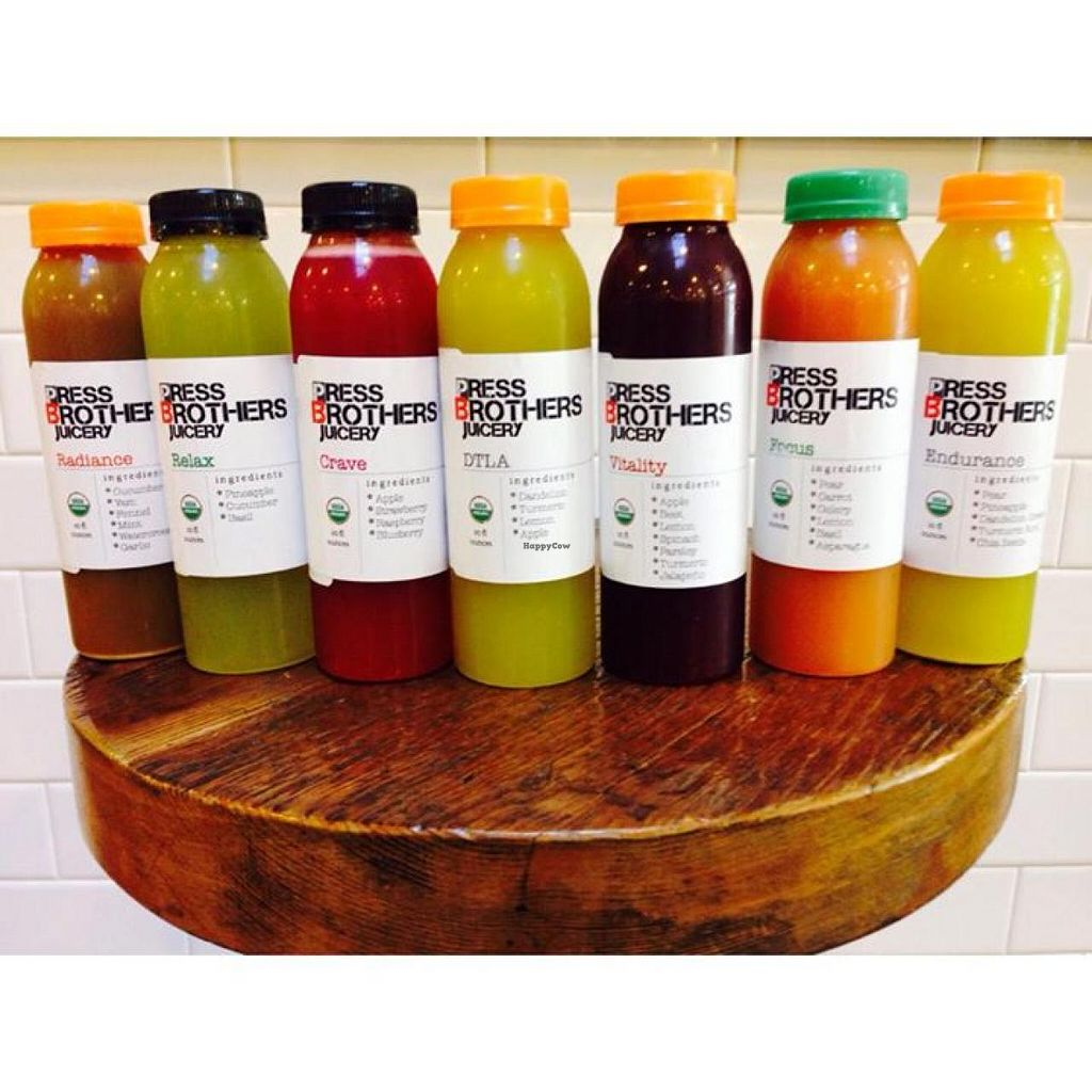 """Photo of Press Brothers Juicery - Union Station  by <a href=""""/members/profile/community"""">community</a> <br/>fresh juices  <br/> April 4, 2015  - <a href='/contact/abuse/image/56691/97777'>Report</a>"""