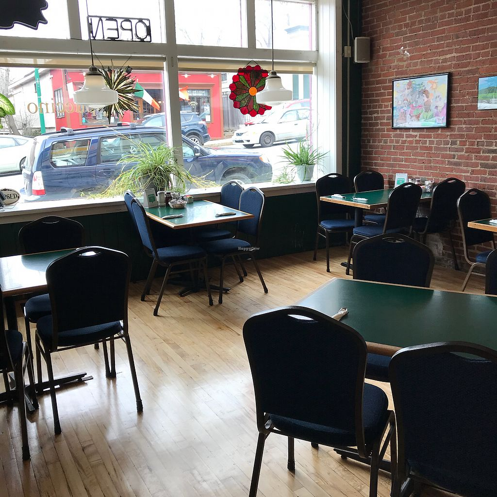 """Photo of Riverside Cafe  by <a href=""""/members/profile/Sarah%20P"""">Sarah P</a> <br/>Front dining <br/> April 18, 2018  - <a href='/contact/abuse/image/5669/387843'>Report</a>"""