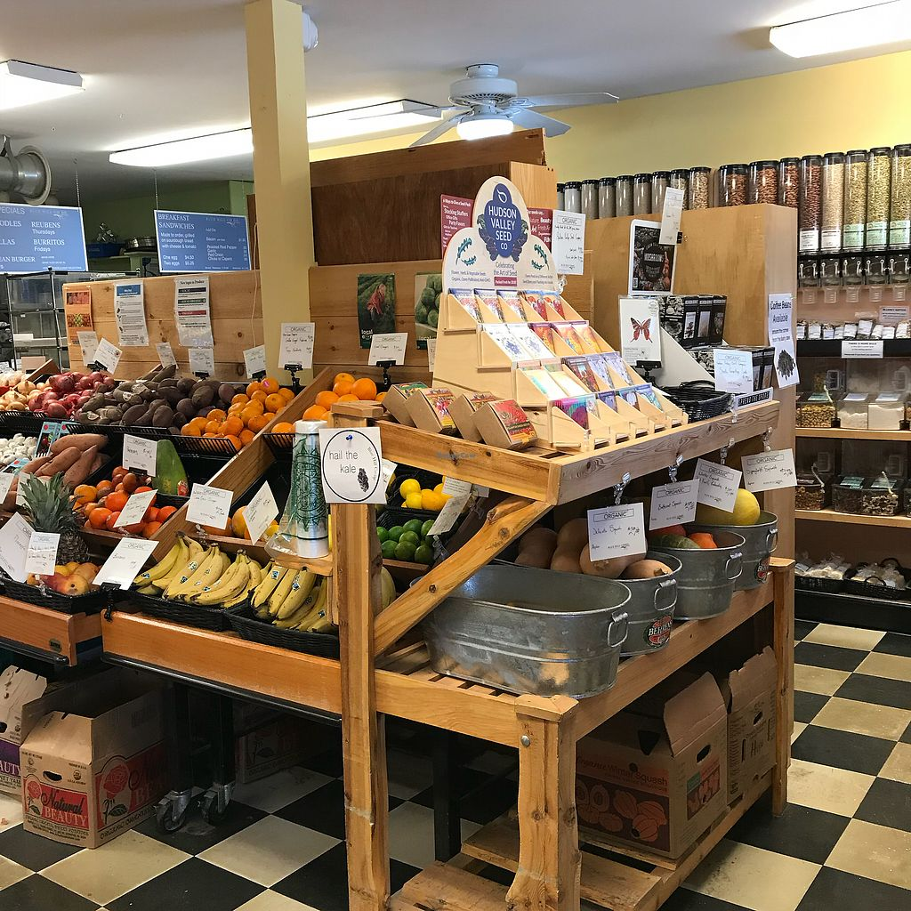 "Photo of Blue Hill Co-op and Cafe  by <a href=""/members/profile/Sarah%20P"">Sarah P</a> <br/>Produce & bulk <br/> April 18, 2018  - <a href='/contact/abuse/image/5670/387853'>Report</a>"