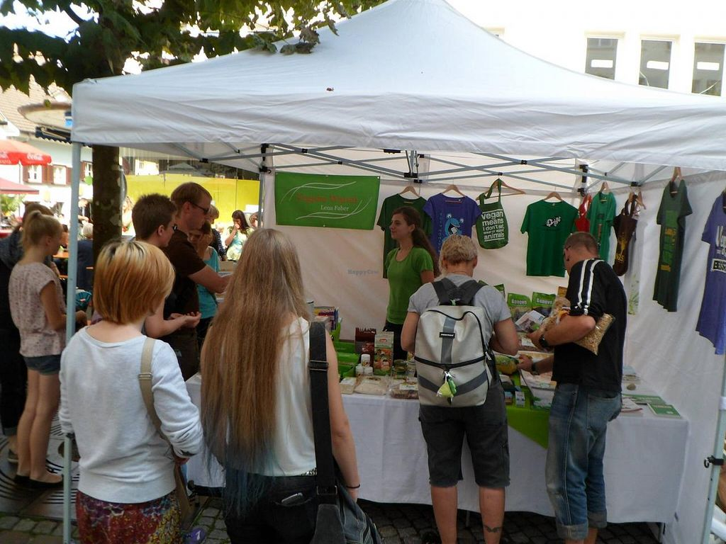 """Photo of CLOSED: Vegane Waren Lena Faber  by <a href=""""/members/profile/Pareidolise"""">Pareidolise</a> <br/>at the veganmania in Bregenz 2014 <br/> March 21, 2015  - <a href='/contact/abuse/image/56753/96511'>Report</a>"""