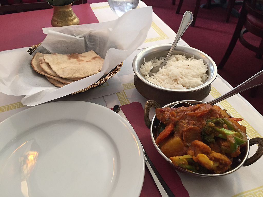 "Photo of Lumbini Indian Restaurant  by <a href=""/members/profile/ahrjay83"">ahrjay83</a> <br/>Vegetable jaalfrezi  <br/> August 11, 2017  - <a href='/contact/abuse/image/56765/291634'>Report</a>"