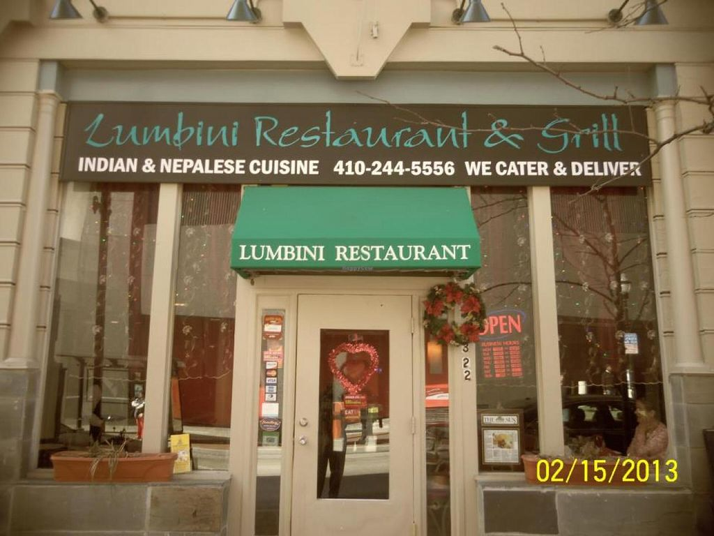 "Photo of Lumbini Indian Restaurant  by <a href=""/members/profile/community"">community</a> <br/>lumbini <br/> March 24, 2015  - <a href='/contact/abuse/image/56765/96871'>Report</a>"