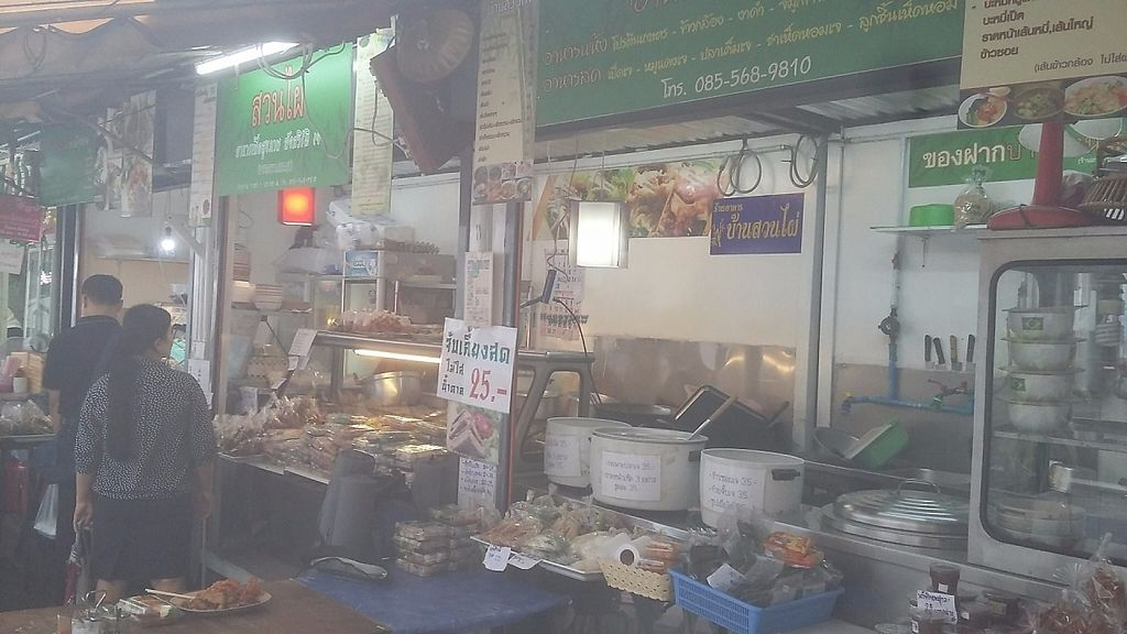 "Photo of Veg Food Stall  by <a href=""/members/profile/samlowry"">samlowry</a> <br/>Here's how it looks. It is on the right hand side, towards the end of the soi <br/> January 18, 2017  - <a href='/contact/abuse/image/56785/212985'>Report</a>"