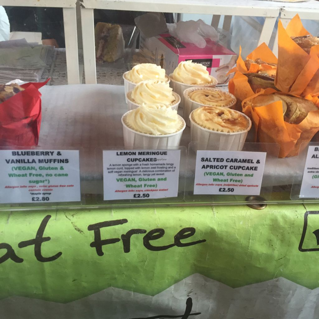 "Photo of The Free From Bakehouse  by <a href=""/members/profile/MariaBorgensgaard"">MariaBorgensgaard</a> <br/>vegan cake <br/> June 28, 2016  - <a href='/contact/abuse/image/56786/156569'>Report</a>"