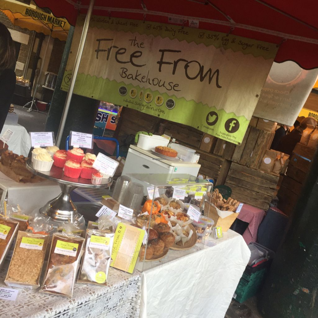 "Photo of The Free From Bakehouse  by <a href=""/members/profile/MariaBorgensgaard"">MariaBorgensgaard</a> <br/>take away stand  <br/> June 28, 2016  - <a href='/contact/abuse/image/56786/156570'>Report</a>"