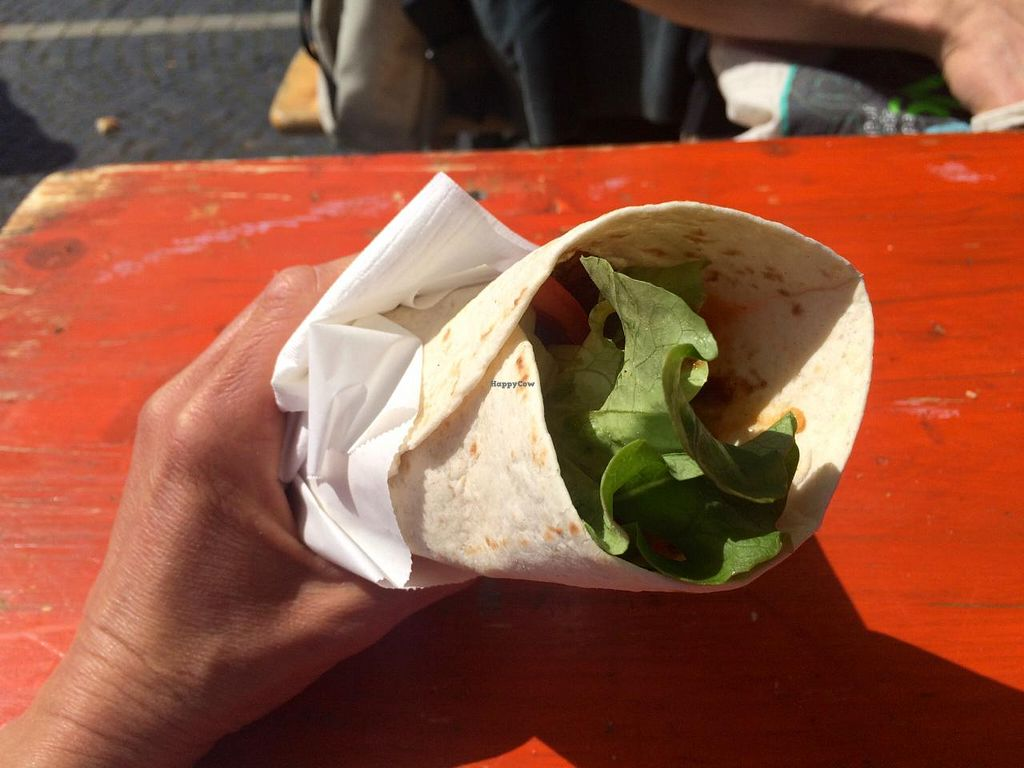 "Photo of Armin's Tempeh  by <a href=""/members/profile/Plantpower"">Plantpower</a> <br/>Yummy tempeh wrap <br/> April 28, 2015  - <a href='/contact/abuse/image/56791/100516'>Report</a>"