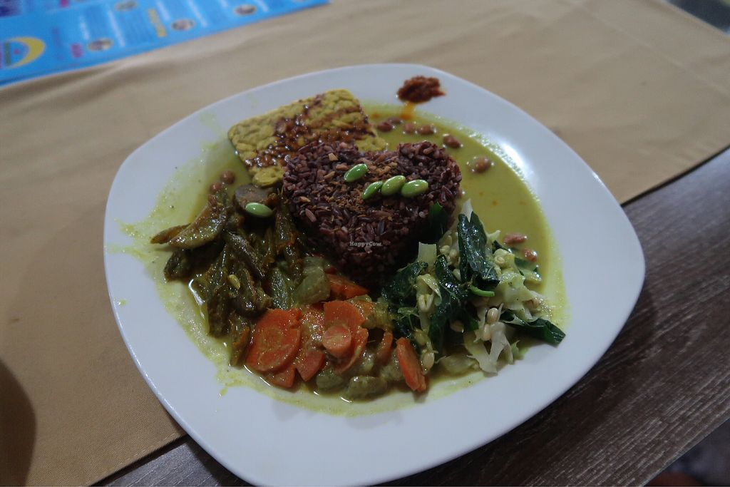"Photo of Wulan Vegetarian Warung  by <a href=""/members/profile/kate.sugak"">kate.sugak</a> <br/>  <br/> December 26, 2017  - <a href='/contact/abuse/image/56812/339144'>Report</a>"