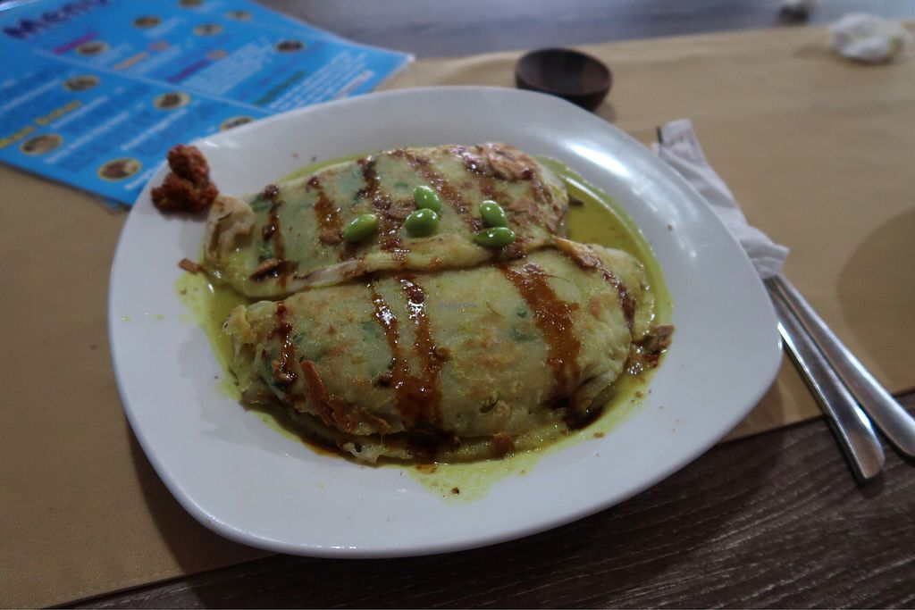 "Photo of Wulan Vegetarian Warung  by <a href=""/members/profile/kate.sugak"">kate.sugak</a> <br/>Amazing stuffed pancakes!!  <br/> December 26, 2017  - <a href='/contact/abuse/image/56812/339146'>Report</a>"