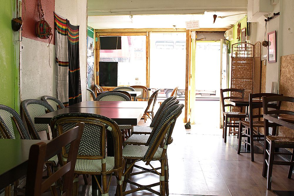 """Photo of Andu Caffe  by <a href=""""/members/profile/AnduCafe"""">AnduCafe</a> <br/>The interior of Andu Cafe - inside the cosy restaurant  Inside to outside view <br/> June 28, 2017  - <a href='/contact/abuse/image/56847/274322'>Report</a>"""