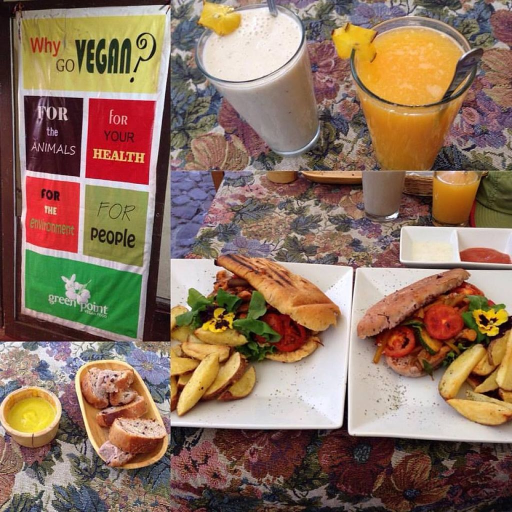 """Photo of CLOSED: The Green Patio  by <a href=""""/members/profile/pistol_pete"""">pistol_pete</a> <br/>Lunchtime at Green Point! <br/> November 17, 2015  - <a href='/contact/abuse/image/56856/125317'>Report</a>"""