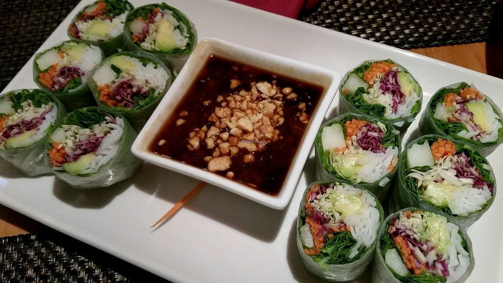 """Photo of Maui Thai  by <a href=""""/members/profile/eric"""">eric</a> <br/>fresh rolls <br/> August 8, 2017  - <a href='/contact/abuse/image/56895/290326'>Report</a>"""