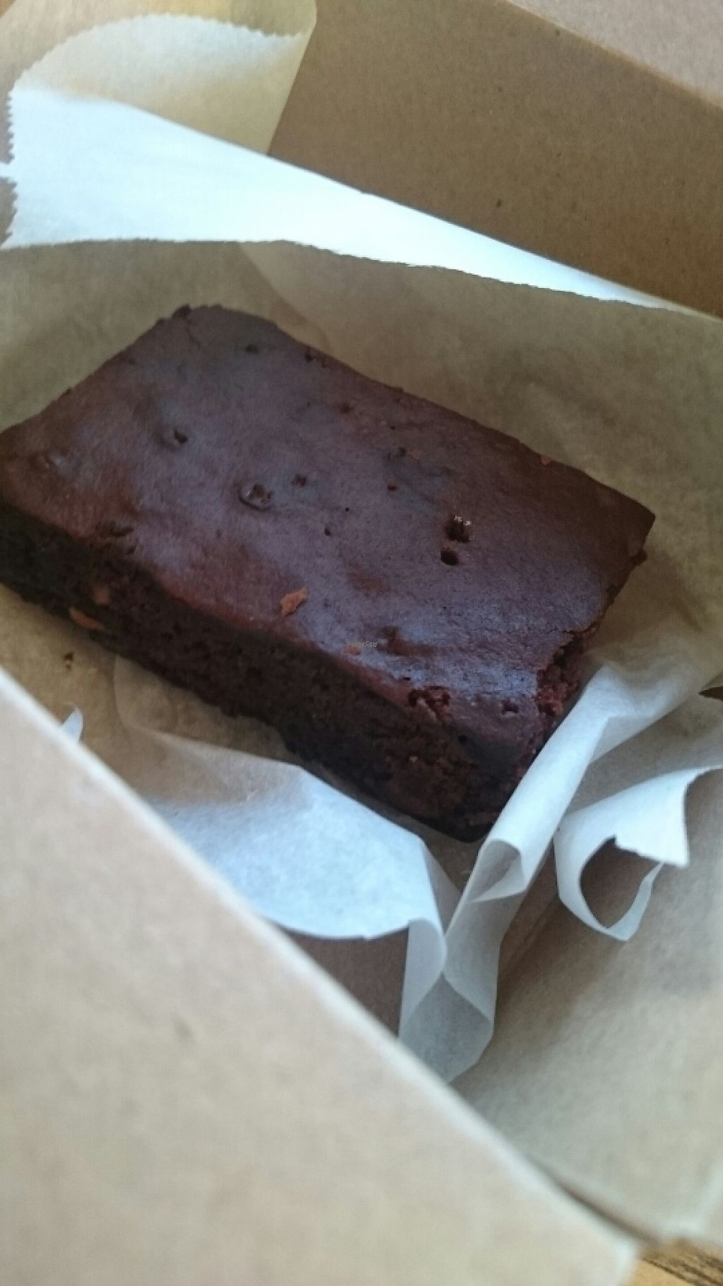 "Photo of CLOSED: Sugar and Spice  by <a href=""/members/profile/schlechteIdee"">schlechteIdee</a> <br/>vegan brownie in paper box  <br/> March 15, 2017  - <a href='/contact/abuse/image/56935/236782'>Report</a>"