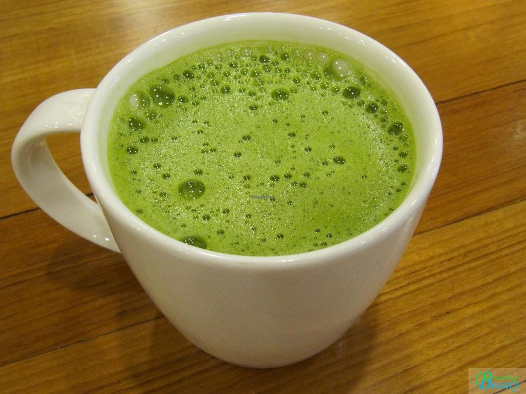 """Photo of Daily Delicious  by <a href=""""/members/profile/DailyDelicious"""">DailyDelicious</a> <br/>green chai, green juice, all Green Healthy Food <br/> March 28, 2015  - <a href='/contact/abuse/image/56959/97212'>Report</a>"""