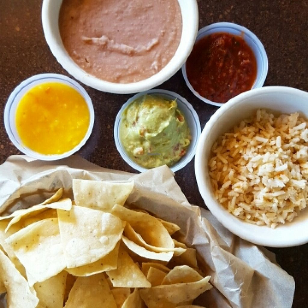 "Photo of Zia Taqueria  by <a href=""/members/profile/tesschallis"">tesschallis</a> <br/>my usual! sides of happiness  <br/> November 20, 2015  - <a href='/contact/abuse/image/56973/125653'>Report</a>"