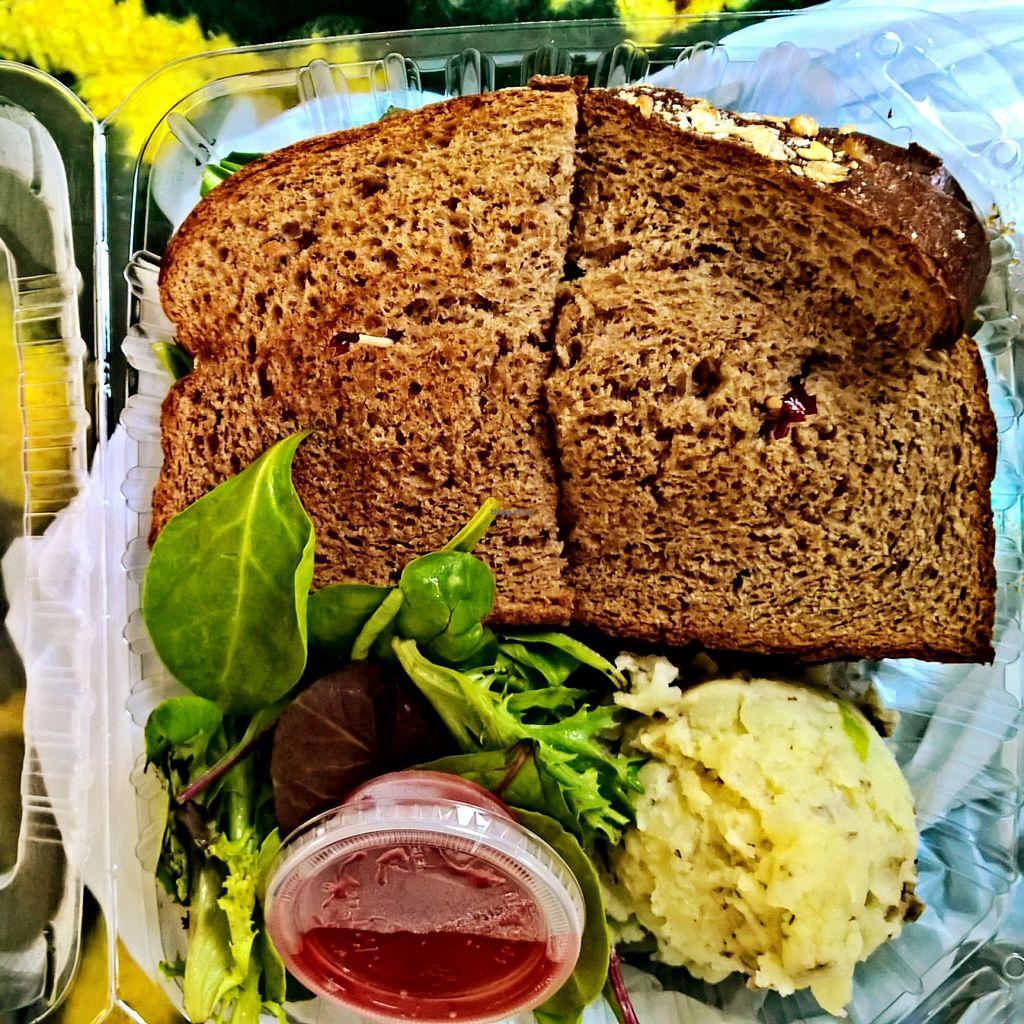 "Photo of Acai Deli and Juice Bar  by <a href=""/members/profile/bajatrvl656"">bajatrvl656</a> <br/>Veggie sandwich <br/> April 7, 2016  - <a href='/contact/abuse/image/56974/143252'>Report</a>"