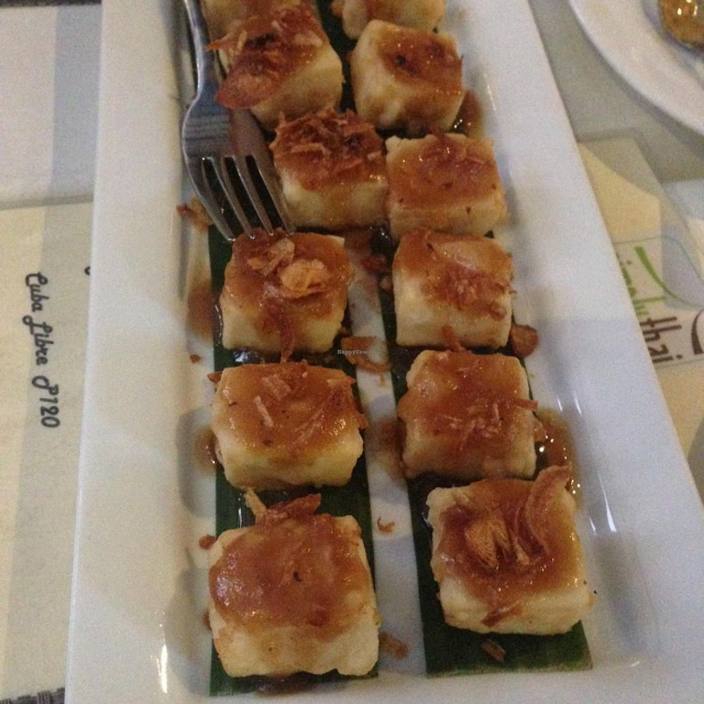 """Photo of Simply Thai  by <a href=""""/members/profile/meldydoody"""">meldydoody</a> <br/>tofu with tamarind sauce <br/> March 29, 2015  - <a href='/contact/abuse/image/56984/97315'>Report</a>"""