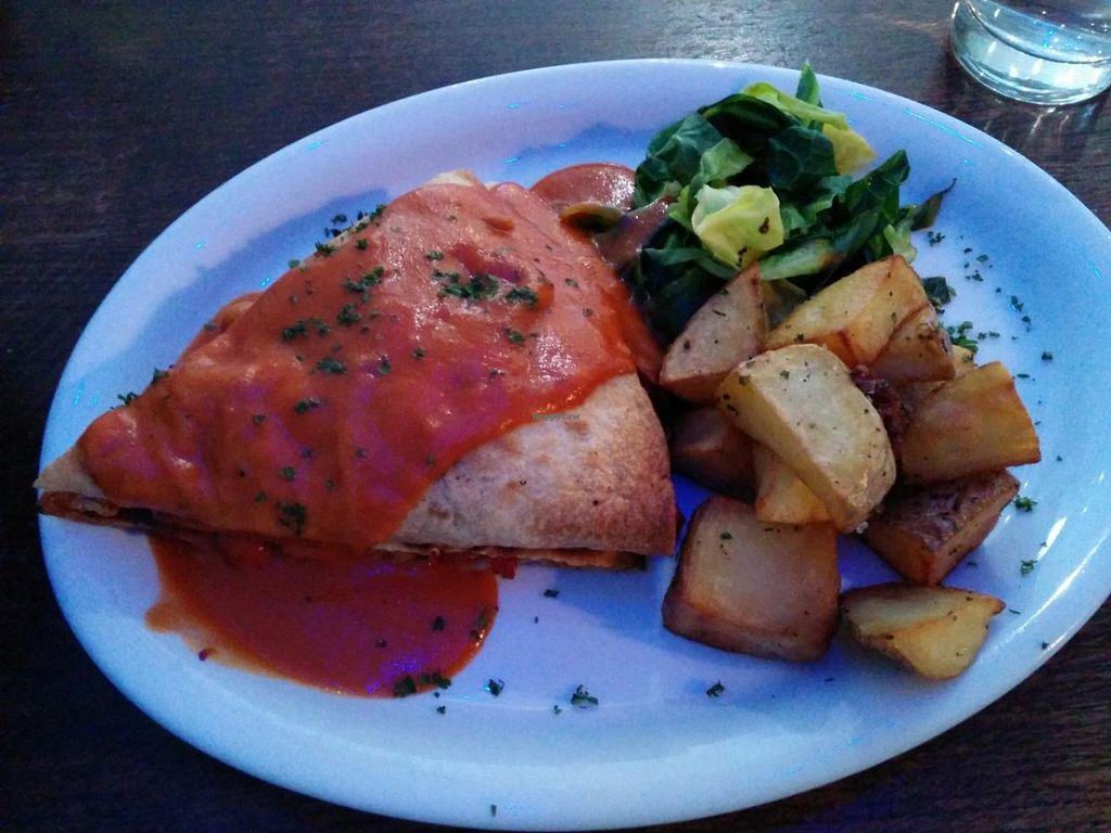 """Photo of CLOSED: Veg Bar  by <a href=""""/members/profile/CLRtraveller"""">CLRtraveller</a> <br/>quesadilla <br/> June 17, 2015  - <a href='/contact/abuse/image/56985/106226'>Report</a>"""