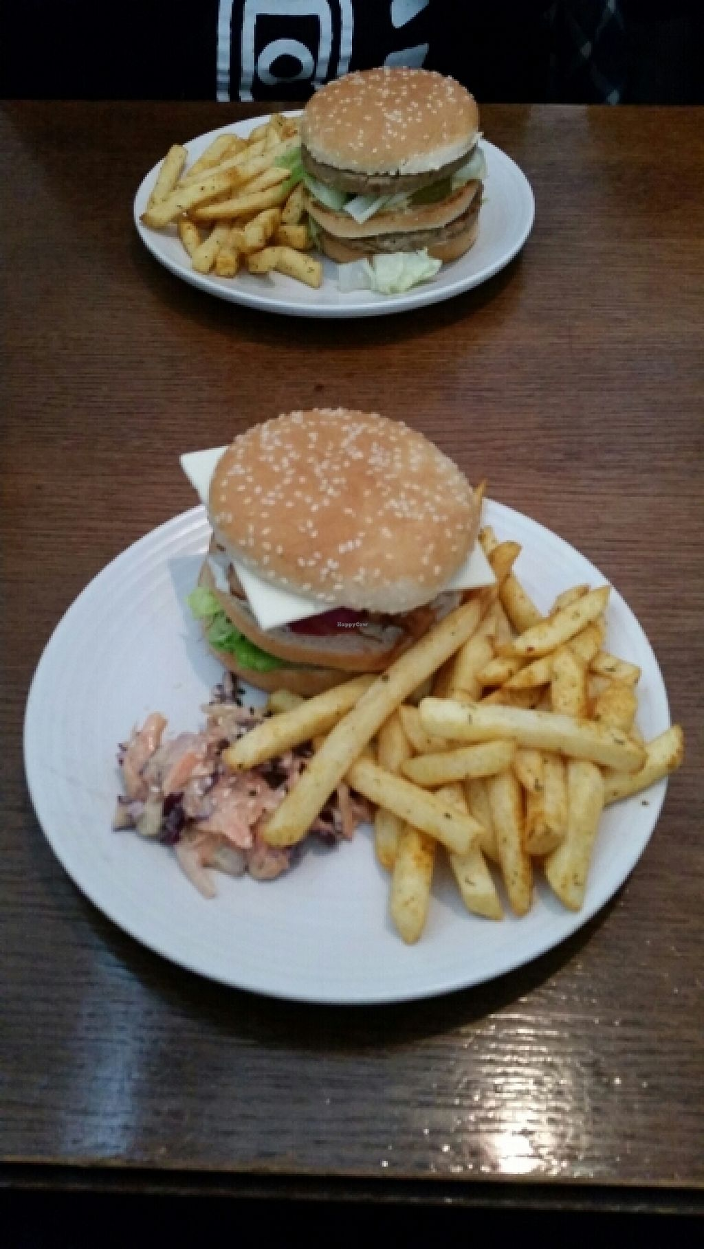 """Photo of CLOSED: Veg Bar  by <a href=""""/members/profile/Endless_night"""">Endless_night</a> <br/>BBQ Jackfruit sandwich!!! yum! <br/> February 9, 2016  - <a href='/contact/abuse/image/56985/135551'>Report</a>"""