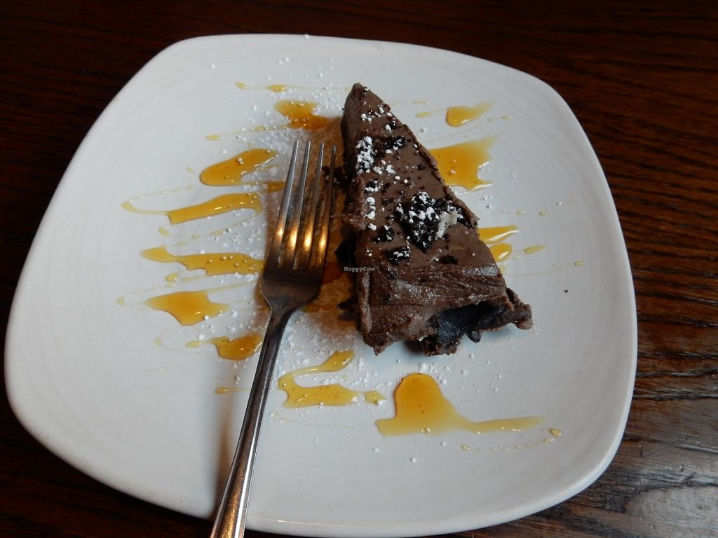 """Photo of CLOSED: Veg Bar  by <a href=""""/members/profile/LilacHippy"""">LilacHippy</a> <br/>Oreo Cheesecake <br/> July 5, 2016  - <a href='/contact/abuse/image/56985/158033'>Report</a>"""