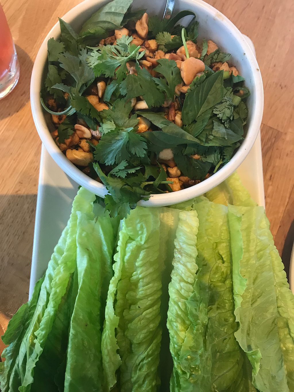 "Photo of True Food Kitchen  by <a href=""/members/profile/KerryElise"">KerryElise</a> <br/>Shiitake tofu lettuce cups <br/> September 27, 2017  - <a href='/contact/abuse/image/56993/309052'>Report</a>"