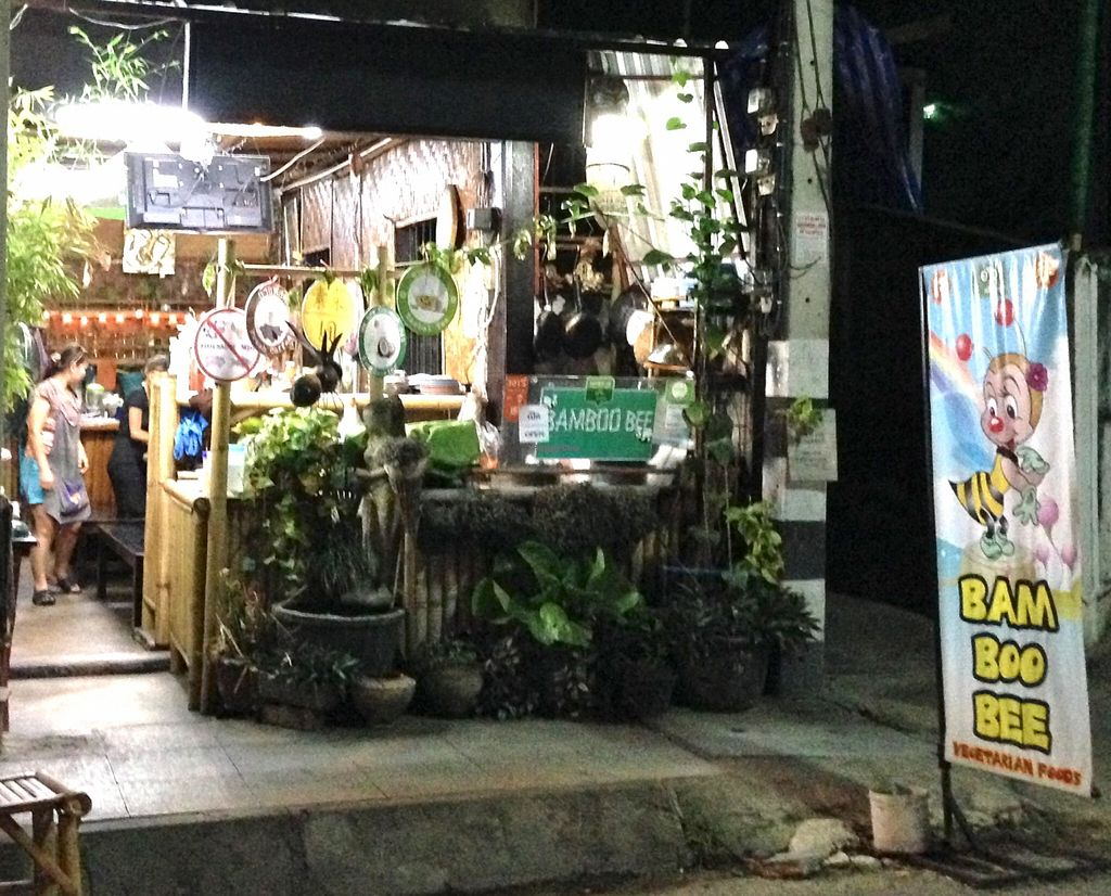 "Photo of CLOSED: Bamboo Bee Vegetarian  by <a href=""/members/profile/Pamina"">Pamina</a> <br/>Bamboo Bee Cafe, Chiang Mai <br/> December 27, 2015  - <a href='/contact/abuse/image/56995/129927'>Report</a>"