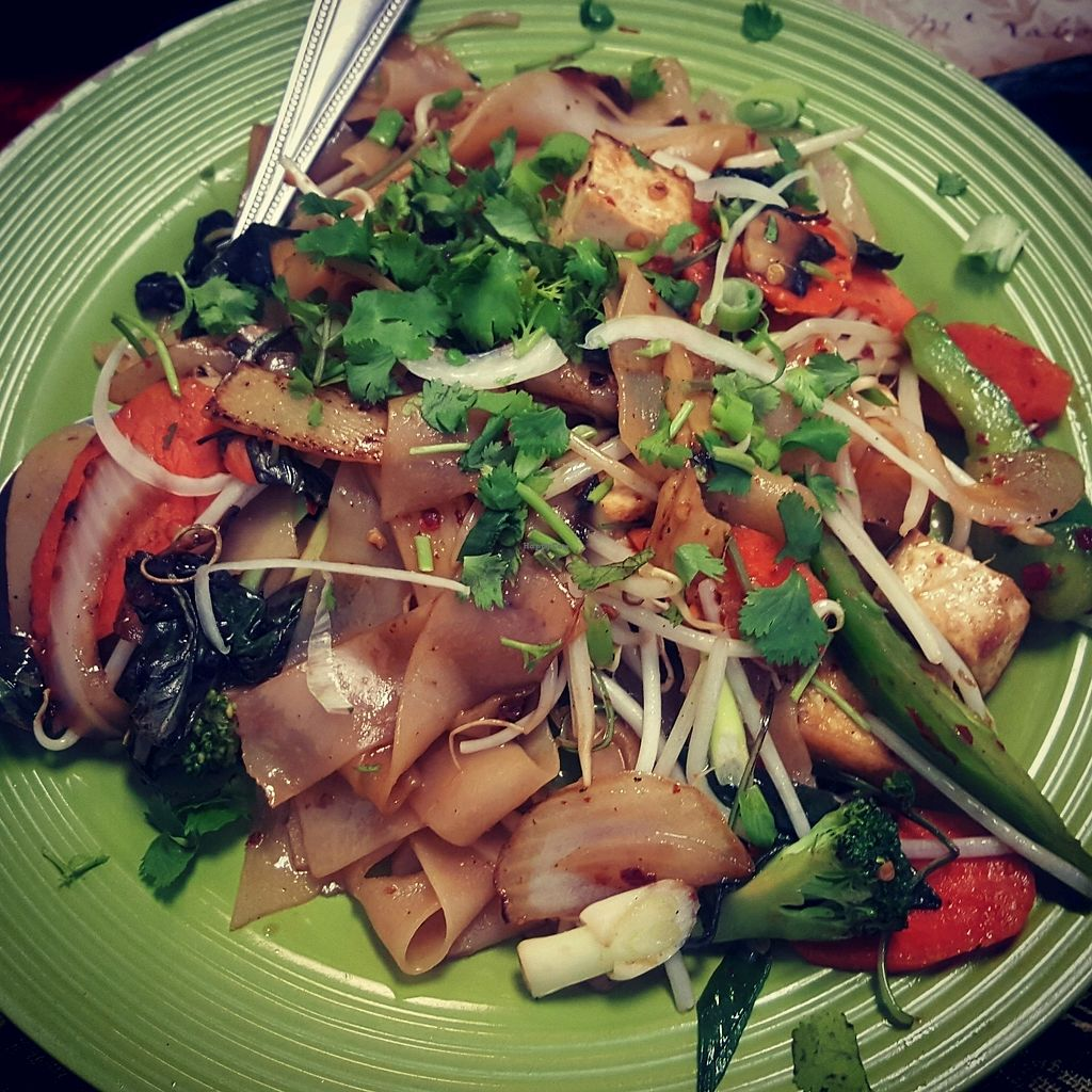"""Photo of CLOSED: Green Lotus Vegan  by <a href=""""/members/profile/VegManda"""">VegManda</a> <br/>Spicy Noodle <br/> September 25, 2017  - <a href='/contact/abuse/image/57012/308110'>Report</a>"""