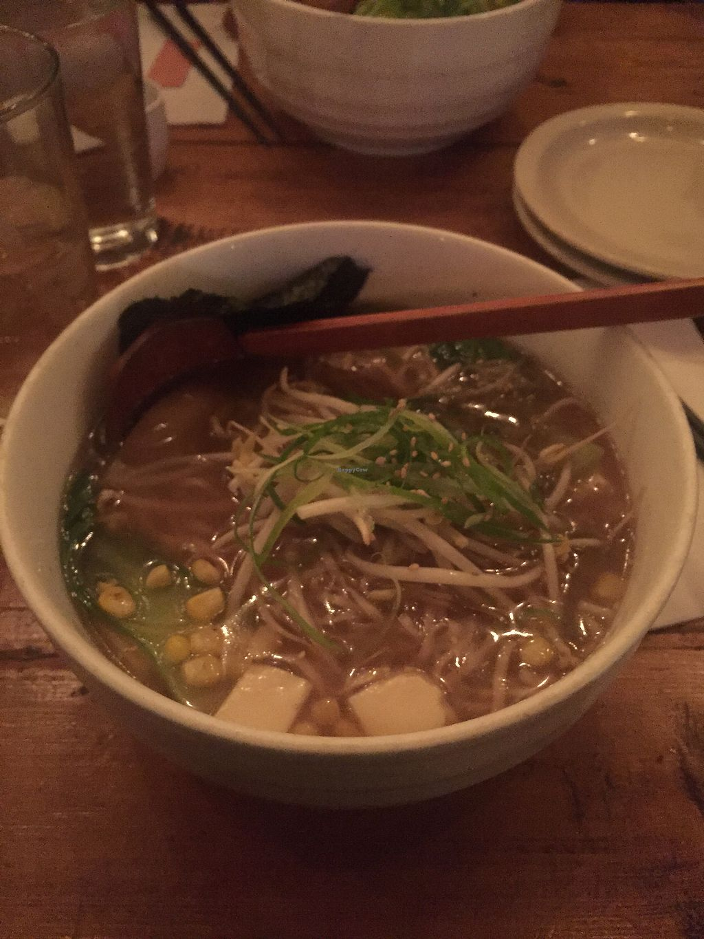 """Photo of Jin Ramen  by <a href=""""/members/profile/NathanOriol"""">NathanOriol</a> <br/>Vegetable bowl  <br/> January 15, 2018  - <a href='/contact/abuse/image/57015/346781'>Report</a>"""