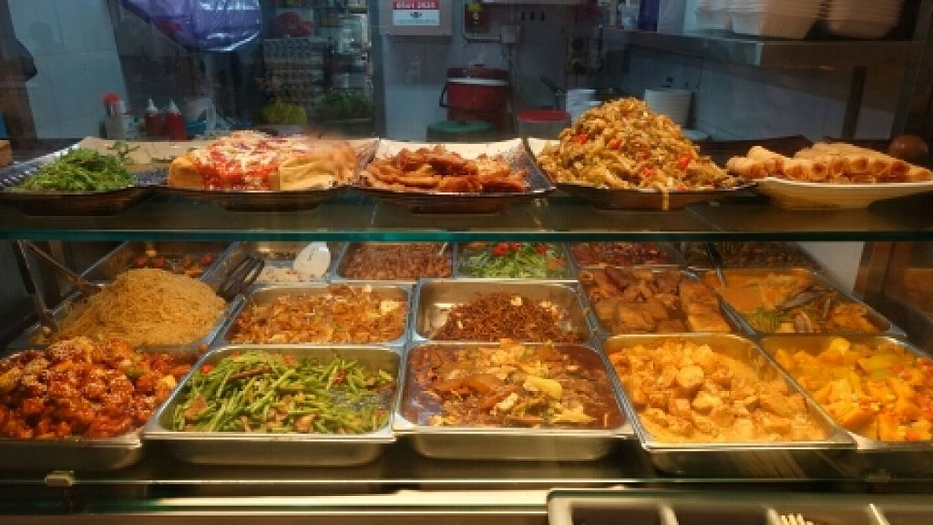 """Photo of CLOSED: Just Green  by <a href=""""/members/profile/JimmySeah"""">JimmySeah</a> <br/>pre-cooked vegetables dishes <br/> September 27, 2015  - <a href='/contact/abuse/image/57018/119311'>Report</a>"""