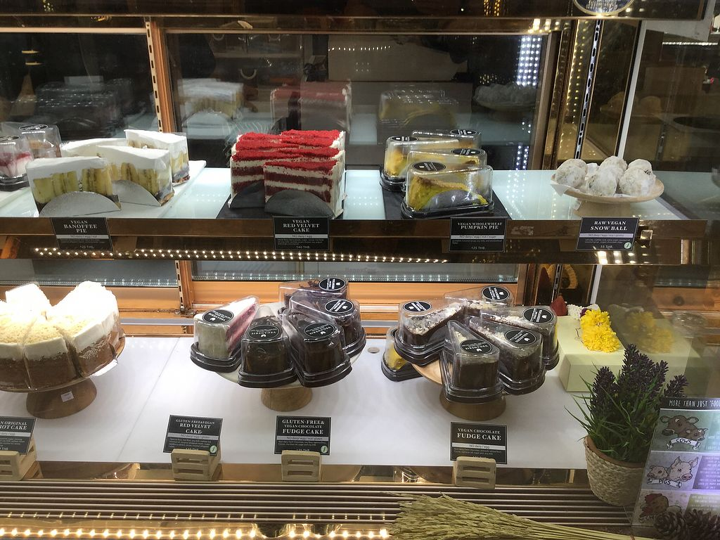 """Photo of Veganerie - EmQuartier  by <a href=""""/members/profile/Mike%20Munsie"""">Mike Munsie</a> <br/>display case 1 <br/> September 26, 2017  - <a href='/contact/abuse/image/57025/308708'>Report</a>"""