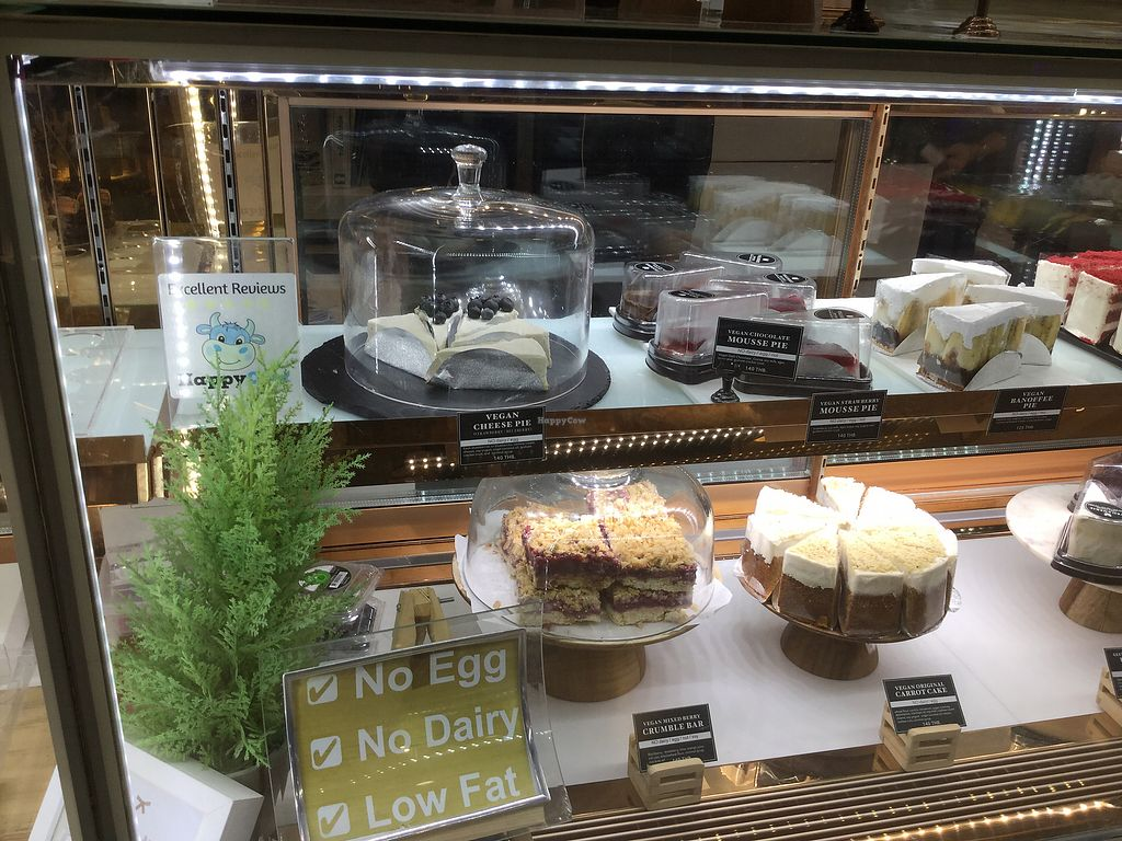 """Photo of Veganerie - EmQuartier  by <a href=""""/members/profile/Mike%20Munsie"""">Mike Munsie</a> <br/>display case 2 <br/> September 26, 2017  - <a href='/contact/abuse/image/57025/308709'>Report</a>"""