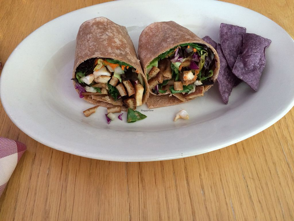 """Photo of Willows Plant-Based Eatery  by <a href=""""/members/profile/veganmamaof4"""">veganmamaof4</a> <br/>Thai special <br/> August 3, 2017  - <a href='/contact/abuse/image/57078/288394'>Report</a>"""
