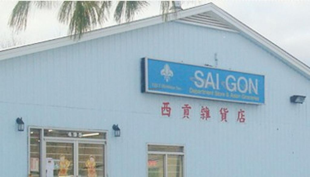 """Photo of Saigon Asian Groceries  by <a href=""""/members/profile/community"""">community</a> <br/>Saigon Asian Groceries <br/> April 2, 2015  - <a href='/contact/abuse/image/57100/97636'>Report</a>"""