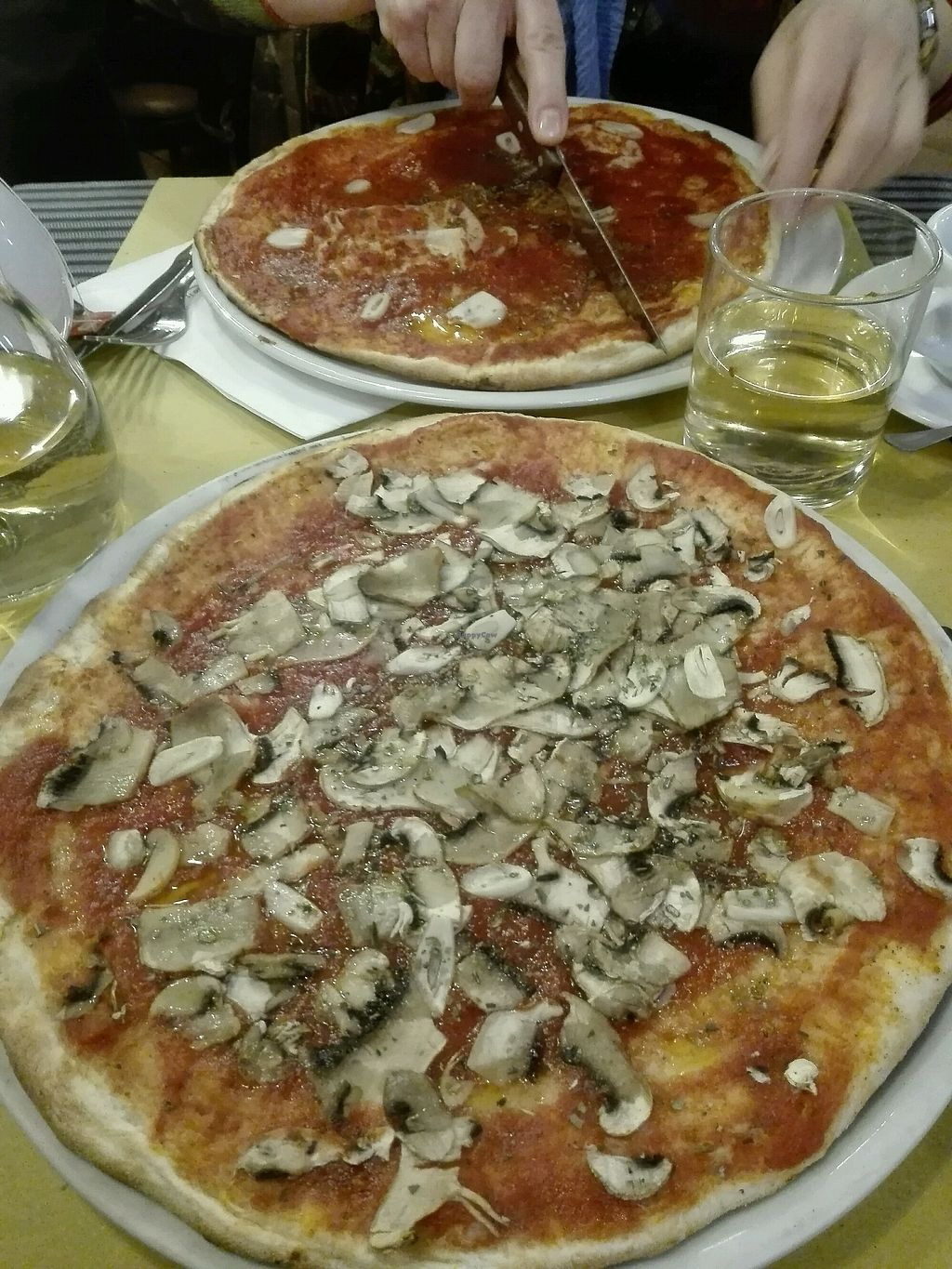 """Photo of L'Insalata Ricca  by <a href=""""/members/profile/MartinaA."""">MartinaA.</a> <br/>Vegane Pizza <br/> March 18, 2018  - <a href='/contact/abuse/image/57106/372637'>Report</a>"""